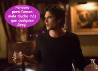 Ian Somerhalder, ¿picado por no ser Christian Grey? ¡De eso nada, monada!