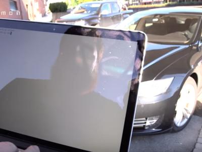 Te cambio tu Tesla por una hamburguesa... sí, así de fácil puedes perder tu auto
