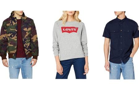 11 chollos en tallas sueltas de marcas como Levi's, Superdry o Quiksilver por menos de 25 euros  en Amazon