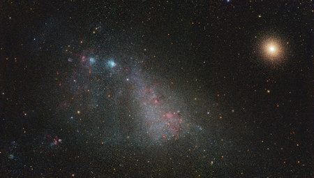 Towards The Small Magellanic Cloud Ignacio Diaz Bobillo