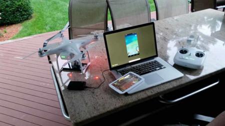 Sistema para cazar Pokémon con un dron