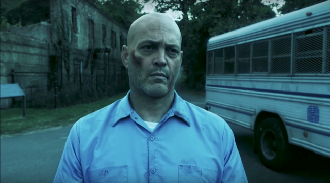 Brawl Cell Block