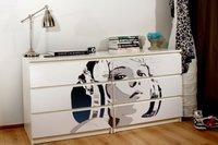 Mykea y sus pegatinas para personalizar los muebles de Ikea