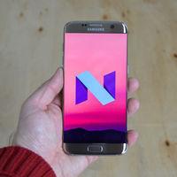 Comienza el programa beta para probar Android 7.0 Nougat en los Samsung Galaxy S7