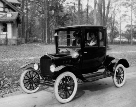 Ford Model T Coupe 1920