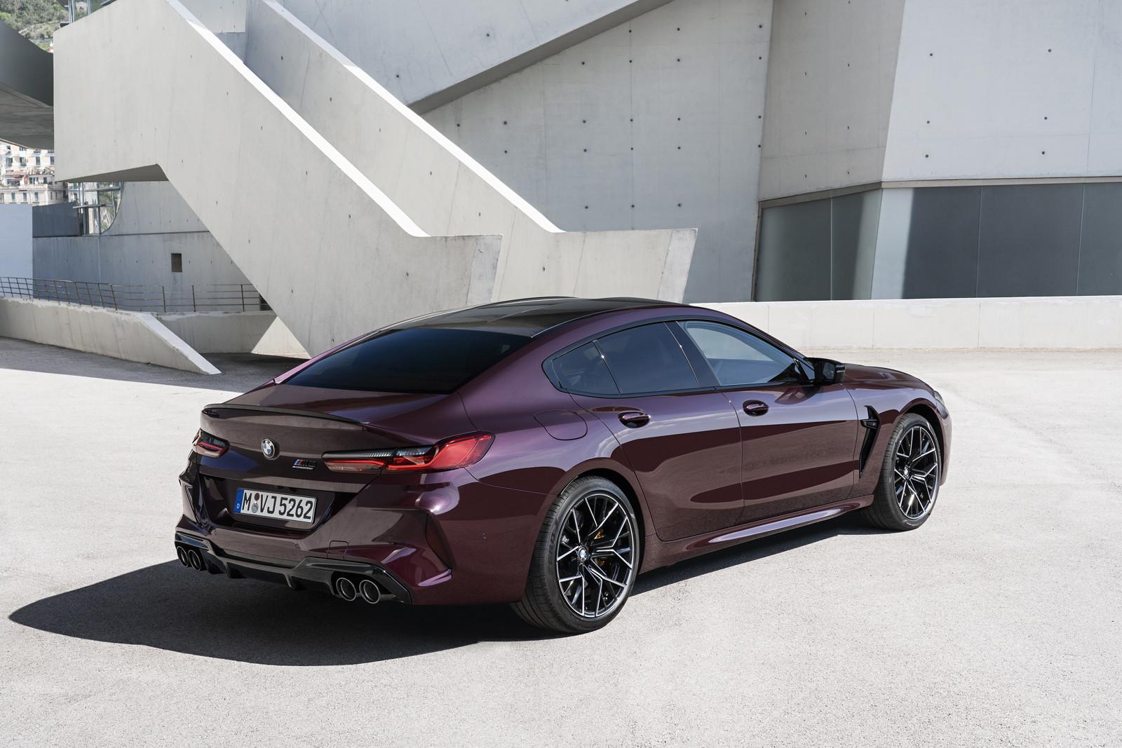 Foto de BMW M8 Gran Coupé 2020 (45/89)