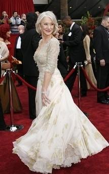 Oscar 2007: Helen Mirren la reina de la noche