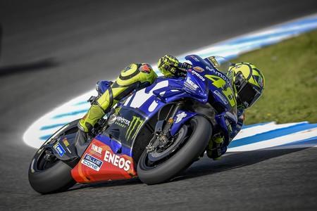 Valentino Rossi Gp Jerez Motogp 2018 2