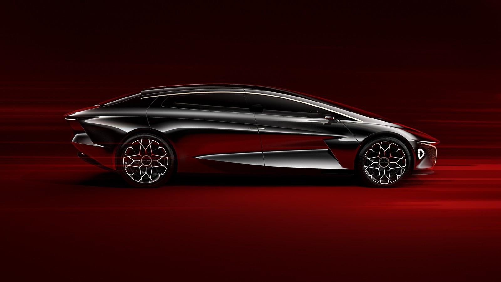 Foto de Lagonda Vision Concept (7/23)