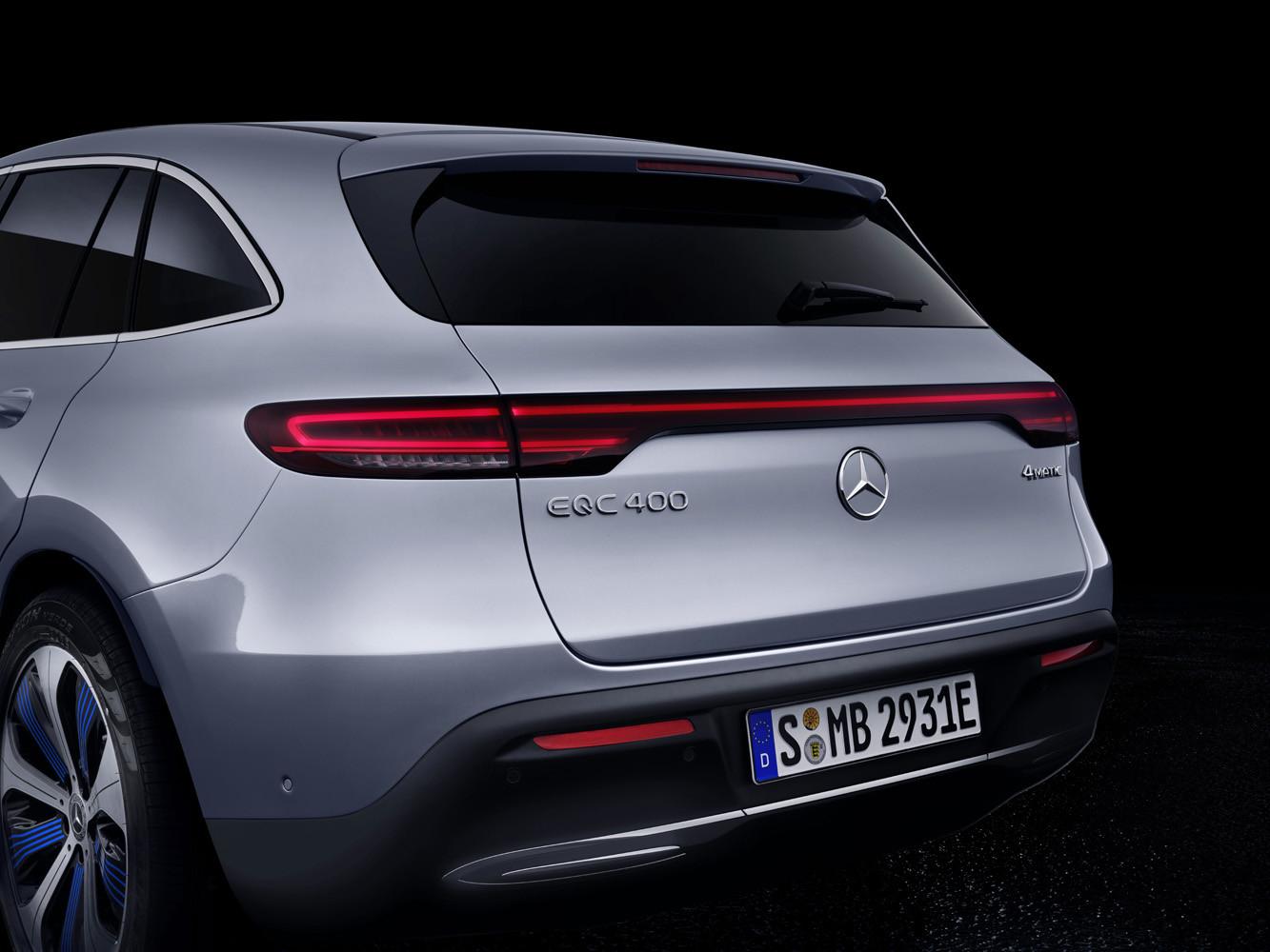 Foto de Mercedes-Benz EQC 2019 (50/74)