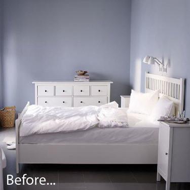 Ikea: 1 dormitorio, 5 soluciones perfectas