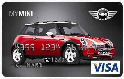 Tarjeta de crédito Mini