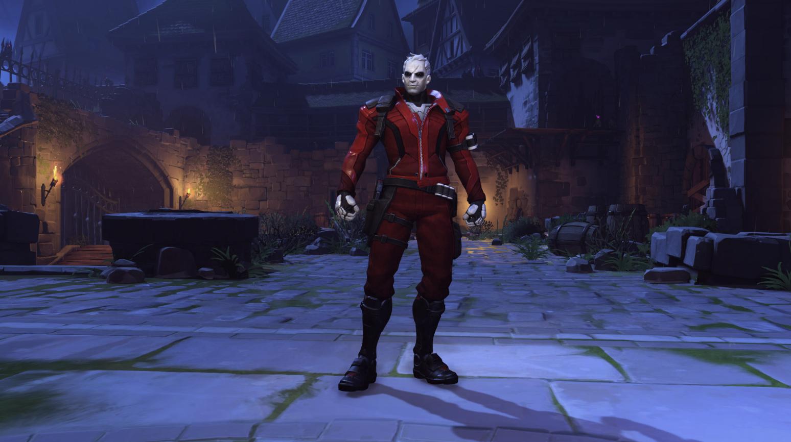 Halloween Overwatch