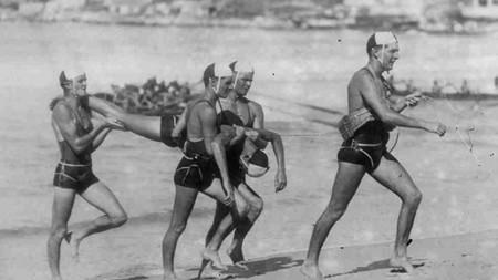 Bondi Beach Sydney 1929