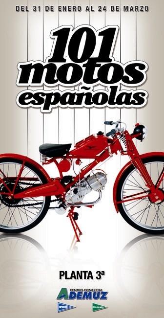 101 motos españolas