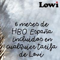 Lowi sigue creciendo: ahora incluye seis meses de HBO gratis en todas sus tarifas