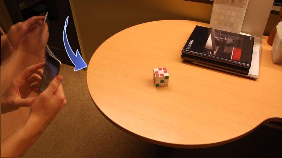 Descubren cómo medir los objetos que nos rodean usando la cámara del móvil