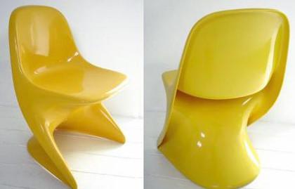 Casalino chair, otra silla infantil de diseño