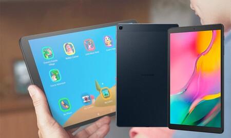 El cupón VALENTABLET de AliExpress Plaza te deja la Samsung Galaxy Tab A (2019) superrebajada a 144,58 euros