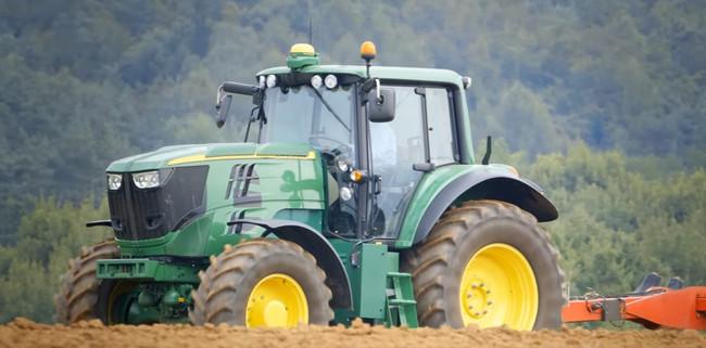 John Deere presenta el primer tractor eléctrico