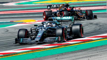 Hamilton Espana Formula 1 2019
