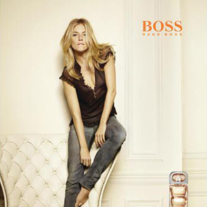 Boss Orange, verano con Sienna Miller