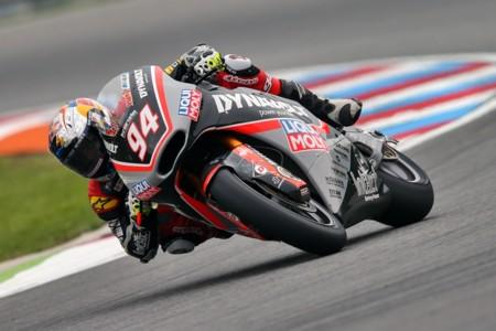 Jonas Folger Moto2 Gp Republica Checa 2016