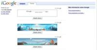 iGoogle lanza su directorio de temas