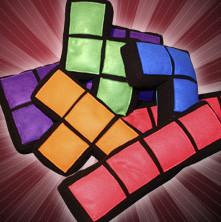 Almohada Tetris