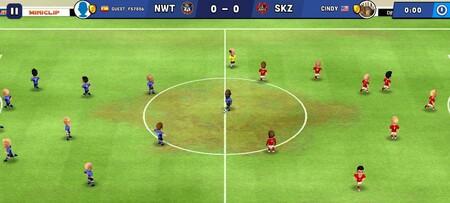 Mini Football: un sencillo y divertido juego de fútbol que arrasa en Play Store