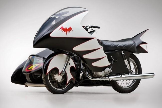 Batimoto de Batman, 1966