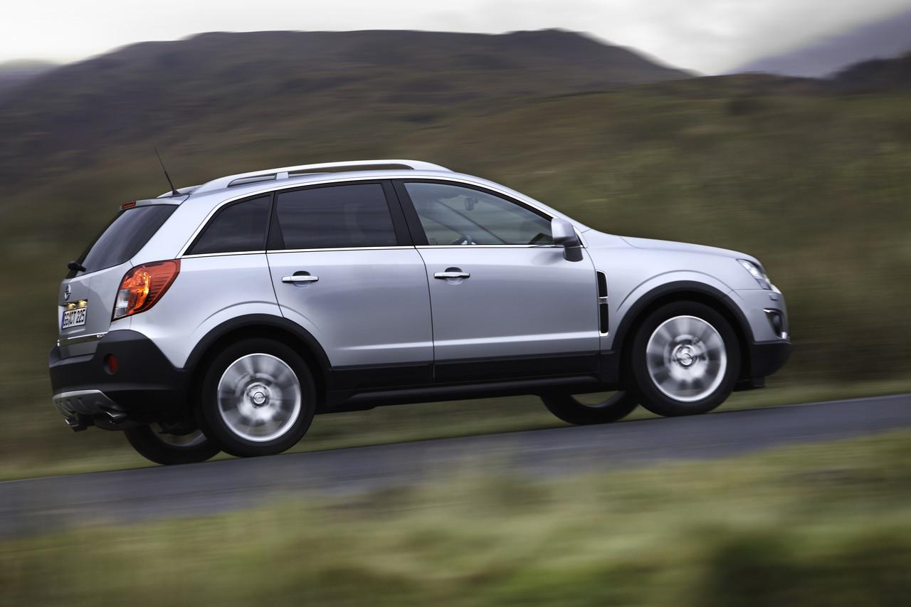 Foto de Opel Antara 2011 (3/38)