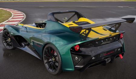El Lotus 3-Eleven es capaz de rozar los 7 minutos en Nürburgring Nordschleife