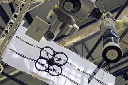 Conviértete en piloto de drones para la Agencia Espacial Europea