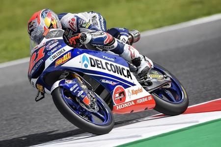 Fabio Digiannantonio Gp Italia Moto3 2018