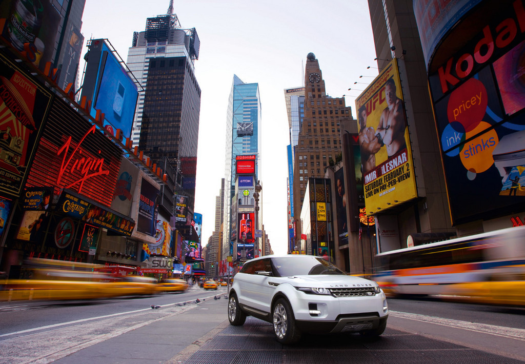 Foto de Land Rover LRX Concept (33/49)