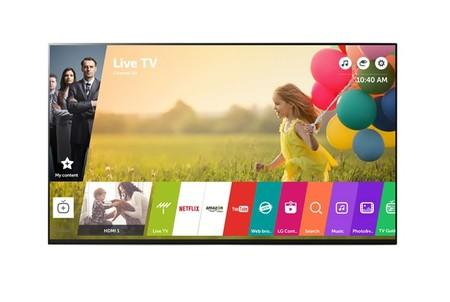 df8f34b51e2cc LG mostrará en el CES la nueva versión de su sistema operativo para smart TV  WebOS 3.5