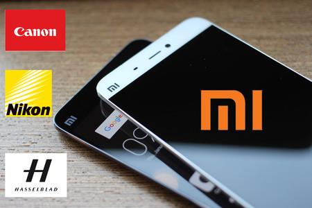 ¿Veremos una cámara Canon, Nikon o Hasselblad en alguno de los próximos móviles de Xiaomi?