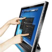 Lenovo presenta tres nuevo monitores 1080p, uno de ellos multitáctil