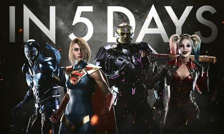 Injustice 2: el choque entre metahumanos arranca esta semana y aquí tienes su tráiler de lanzamiento