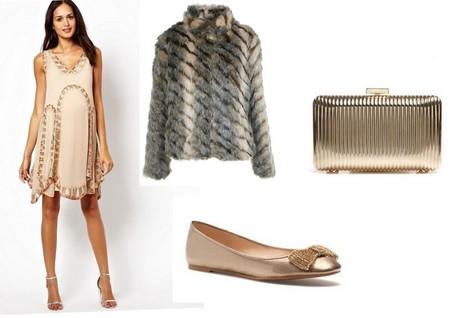 moda embarazada otoño invierno 2013/2014