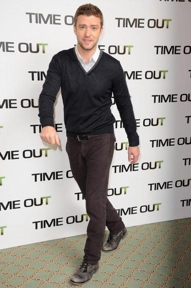 Justin Timberlake uno de los reyes del estilo casual
