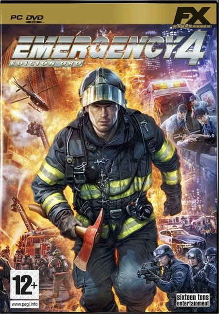 Emergency 4 - Carátula