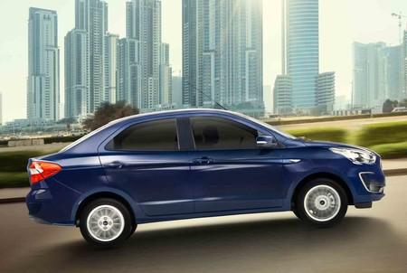Ford Figo 2019 Mexico 2
