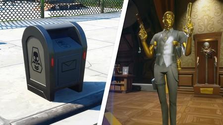 Desafío Fortnite: entrega armas legendarias a Sombra o Espectro. Solución