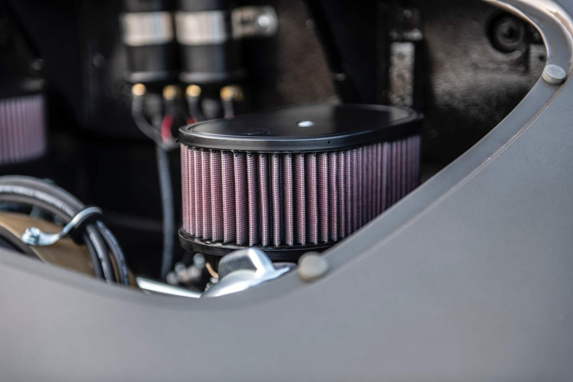 Foto de Emory Motorsports Porsche 356 restomod (28/46)
