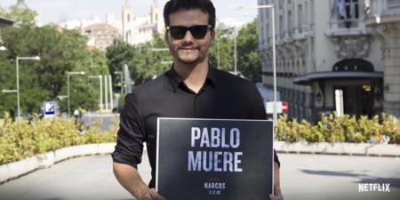 El trailer de la segunda temporada de 'Narcos' quiere saber quién mató a Pablo Escobar