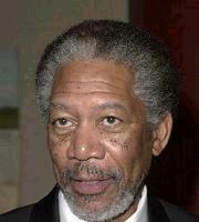 Morgan Freeman será Nelson Mandela