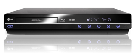 LG Super Multi Blu BH200, Blu-Ray y HD-DVD en uno