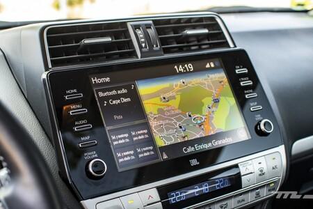 Toyota Land Cruiser 2021 Prueba 032